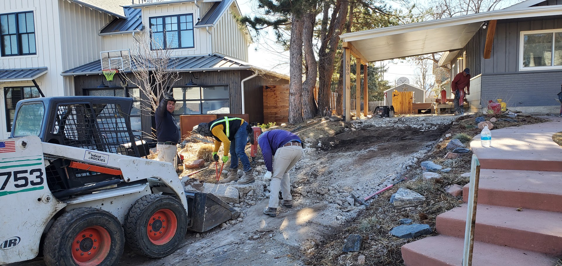 concrete removal cost for concrete driveway replacement