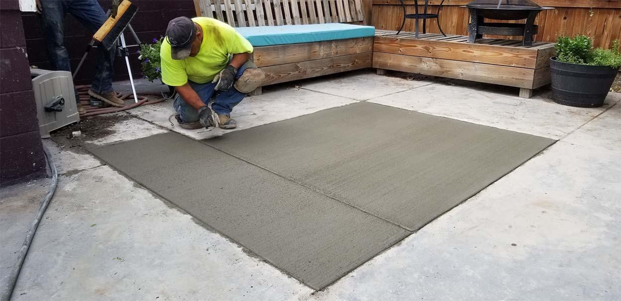 concrete repair denver