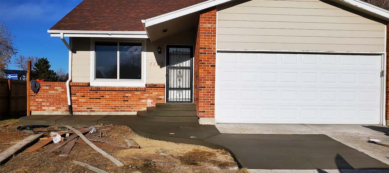 driveway replacement cost denver